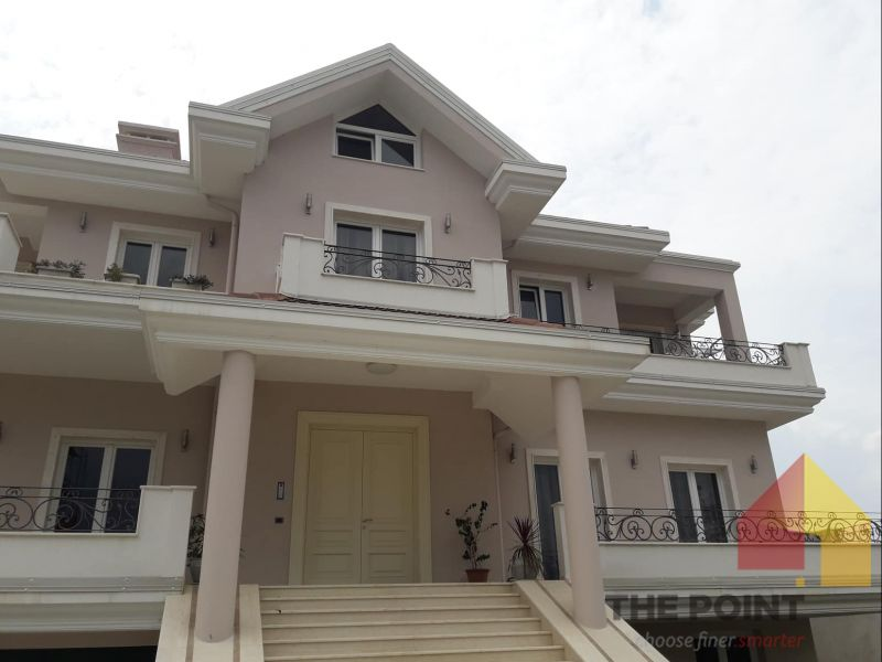 Rent a 3 storey villa in a residential complex