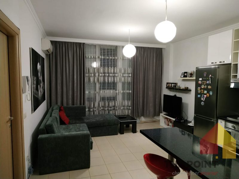 Apartment 1+1 for rent at Liqeni i Thate