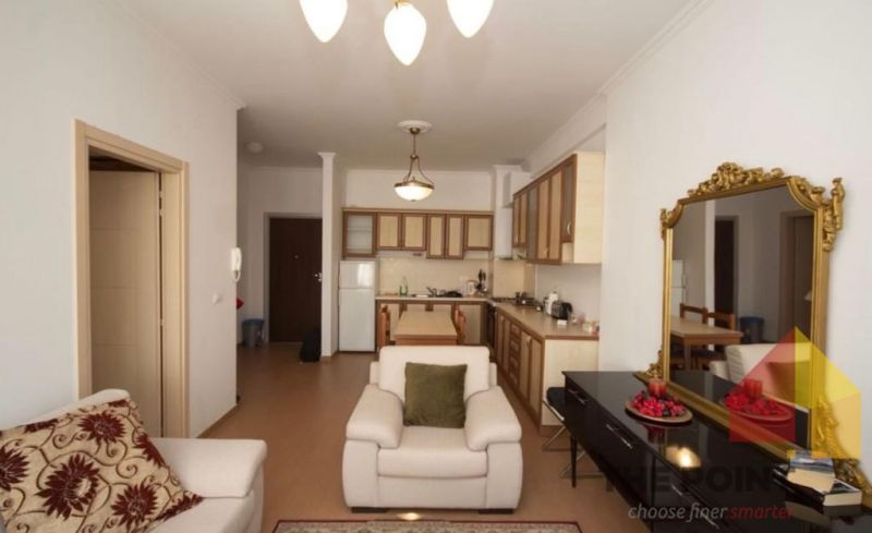 1+1 modern apartment for rent