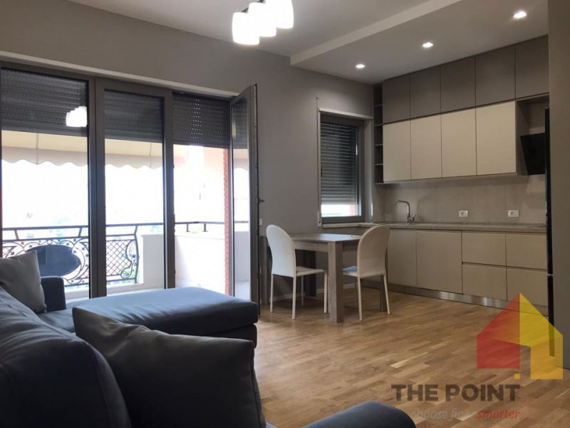 Two bedrooms apartment for rent at Delijorgji