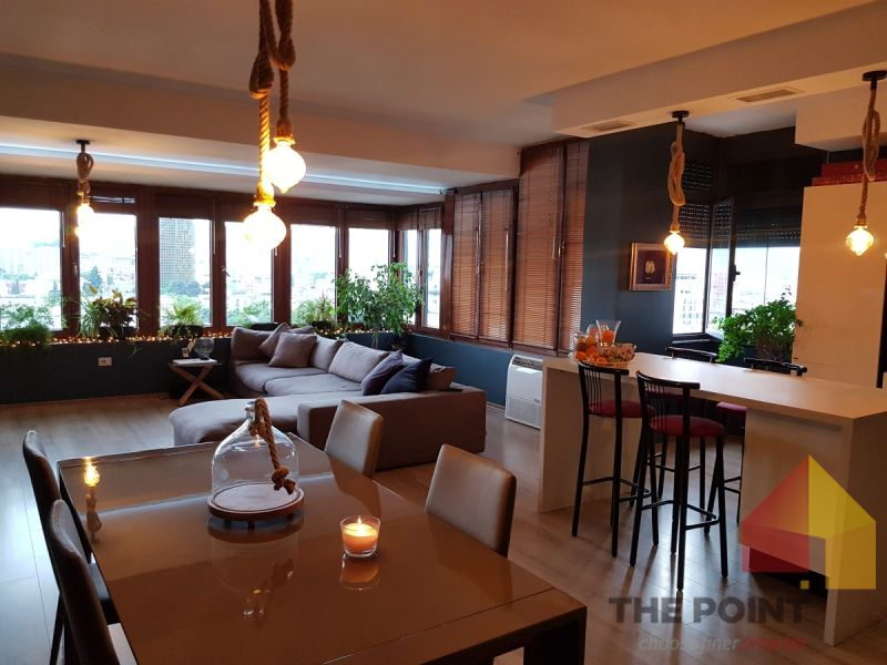 Special apartment 3+1 for sale at Blv. Zogu I