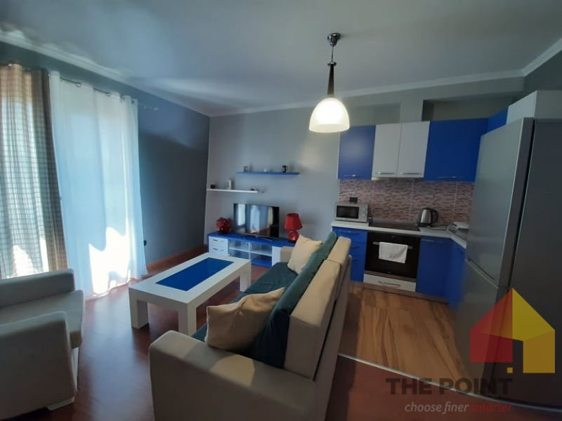 Apartment 1+1 for rent at Qender