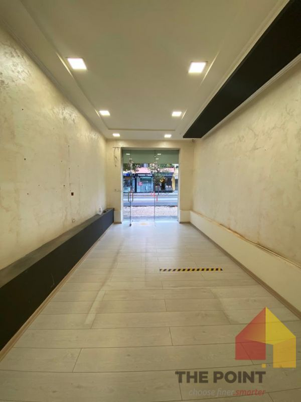 Commercial Space for rent at Durresi Street
